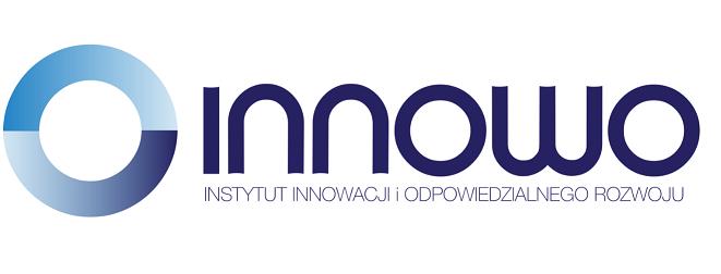 Logo Innowo Instytut Innowacji iOdpowiedzianego Rozwoju