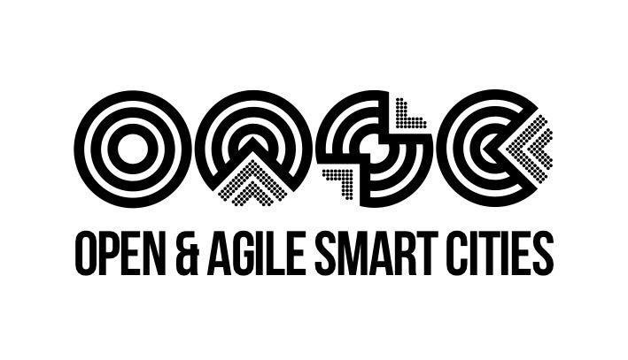 Logo Open& Agile Smart Cities
